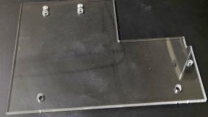 PET CNC Milling parts