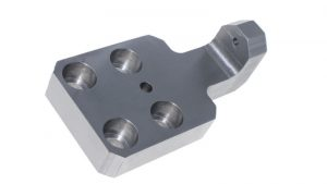 SS45C milling machining