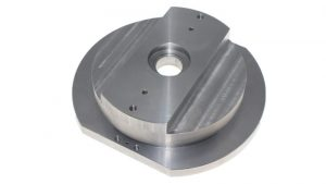 SS45C turned part