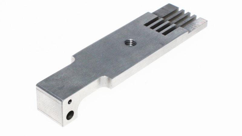 SKD61 machining part